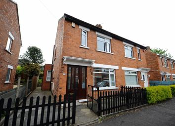 Thumbnail 2 bed semi-detached house for sale in Harland Park, Sydenham, Belfast