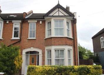 Thumbnail 3 bedroom end terrace house for sale in Warwick Road, London