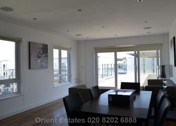 Thumbnail 3 bed penthouse for sale in East Drive, London