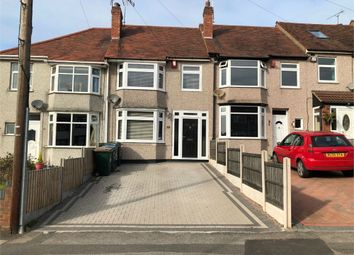 Thumbnail 3 bed terraced house for sale in Albert Crescent, Keresley, Coventry, West Midlands