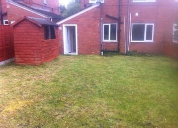 Thumbnail 1 bed flat to rent in Clayton Road, Clayton, Newcastle-Under-Lyme