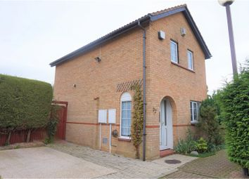 Thumbnail 3 bedroom detached house for sale in Bottesford Close, Emerson Valley