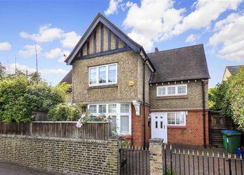 Thumbnail 3 bedroom detached house for sale in Bushy Park Road, Teddington, Greater London