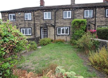 Thumbnail 2 bedroom terraced house for sale in Lascelles Hall Road, Lascelles Hall, Huddersfield