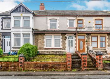 Thumbnail 3 bed terraced house for sale in Southend Terrace, Pontlottyn, Bargoed