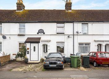 Thumbnail 2 bedroom terraced house for sale in Osborne Road, Willesborough, Ashford