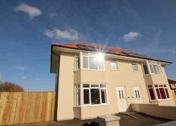 Thumbnail 2 bedroom property to rent in Wigton Crescent, Southmead, Bristol