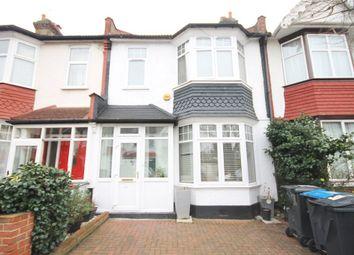 Thumbnail 3 bed terraced house for sale in Braemar Avenue, Thornton Heath, Surrey
