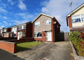 Thumbnail 3 bed detached house for sale in Derwent Drive, Chapeltown, Sheffield, South Yorkshire