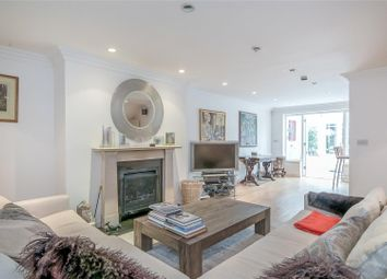 Thumbnail 5 bed terraced house for sale in Cinnamon Row, London