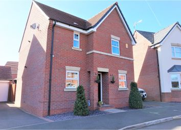 Thumbnail 3 bed detached house for sale in Hardy Way, East Leake