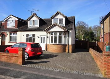 Thumbnail 4 bed property for sale in Marshall Road, Gillingham