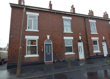 Thumbnail 2 bed terraced house for sale in Furnival Street, Reddish, Stockport