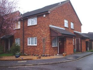 Thumbnail 1 bed end terrace house to rent in Wooburn Close, Hillingdon