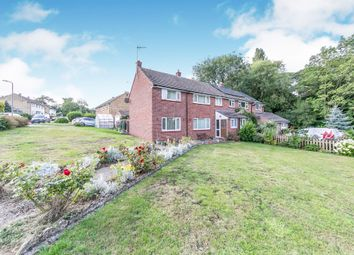 Thumbnail 4 bed semi-detached house for sale in Duncan Rise, Great Yeldham, Halstead
