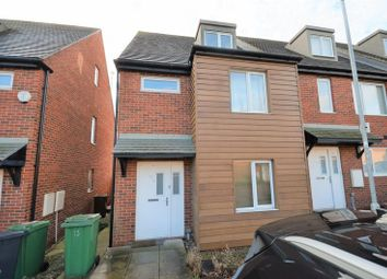 Thumbnail 3 bed semi-detached house for sale in 15 Oaklands Drive, Leeds