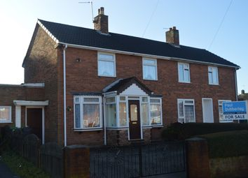 Thumbnail 2 bedroom semi-detached house for sale in Lilac Grove, Bentley, Walsall