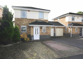 Thumbnail 3 bed detached house for sale in Doncaster Close, Chippenham, Wiltshire