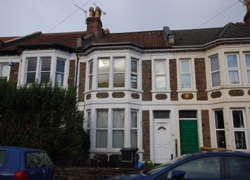 Thumbnail 3 bed terraced house for sale in Brynland Avenue, Bishopston, Bristol