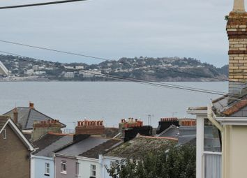 Thumbnail 1 bed flat to rent in Cleveland Road, Paignton -Sea Views, Private Balcony