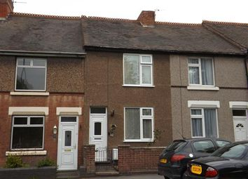 Thumbnail 3 bed terraced house for sale in Ansley Common, Nuneaton