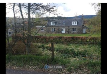 Thumbnail 3 bedroom detached house to rent in Mill Of Clatt, Clatt, Huntly