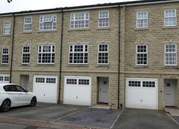 Thumbnail 3 bedroom terraced house for sale in Birkhead Close, Kirkburton, Huddersfield
