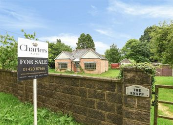 Thumbnail 3 bedroom detached bungalow for sale in Medstead, Alton, Hampshire