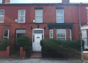 Thumbnail 3 bed terraced house to rent in Arlington Avenue, Liverpool