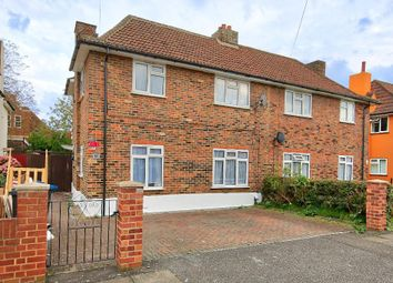 Thumbnail 3 bed semi-detached house to rent in Haynt Walk, Wimbledon Chase, London