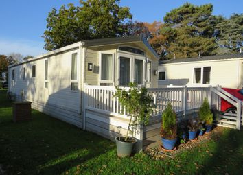 Thumbnail 2 bed mobile/park home for sale in Chapel Road, Carlton Colville, Lowestoft