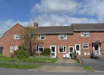 Thumbnail 3 bed terraced house for sale in Queensmead, Bredon, Tewkesbury