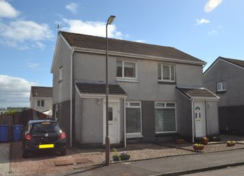 Thumbnail 2 bed semi-detached house to rent in Brookfield Place, Alva