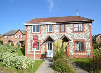 Thumbnail 2 bed semi-detached house to rent in Bunyan Close, Thorpe St. Andrew, Norwich