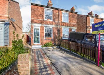 3 bed semi-detached house for sale in Ipswich, Suffolk IP1