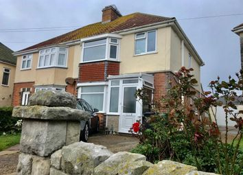 3 bed semi-detached house for sale in Broughton Crescent, Wyke Regis, Weymouth DT4