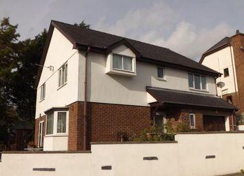 Thumbnail 4 bed detached house for sale in Wern Y Wylan, Criccieth, Gwynedd