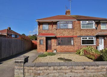 Thumbnail 3 bed semi-detached house for sale in Penrhyn Avenue, Thingwall, Wirral