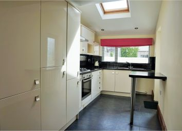 Thumbnail 2 bed end terrace house for sale in Yeowartville, Workington