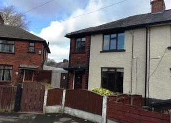 Thumbnail 3 bed semi-detached house to rent in Exeter Avenue, Tonge Moor, Bolton