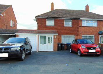 Thumbnail 2 bed semi-detached house for sale in King Henrys Drive, New Addington, Croydon