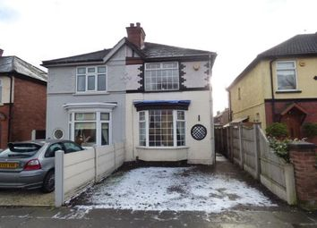 Thumbnail 3 bed property for sale in Alfreton Road, Sutton In Ashfield, Nottingham, Nottinghamshire