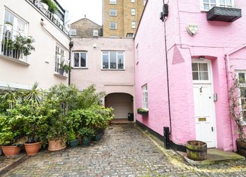 Thumbnail 3 bedroom mews house to rent in Conduit Mews, London