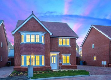 Thumbnail 5 bed detached house for sale in Plot 70 The Dorchester Ribbans Park, Foxhall Road, Ipswich, Suffolk