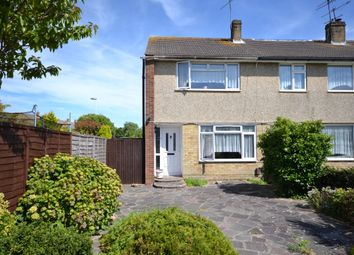 Thumbnail 2 bed end terrace house to rent in Harrison Road, Broadwater, Worthing