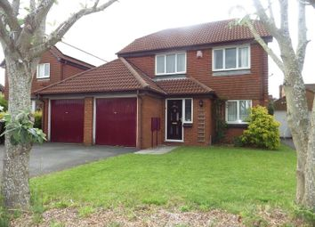 Thumbnail 4 bed detached house for sale in The Crunnis, Bradley Stoke, Bristol