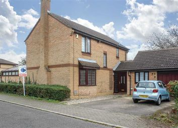 Thumbnail 5 bed detached house for sale in Brearley Avenue, Oldbrook, Milton Keynes, Buckinghamshire