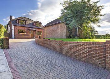 Thumbnail 4 bed detached house for sale in Newnham Lane, Old Basing, Basingstoke