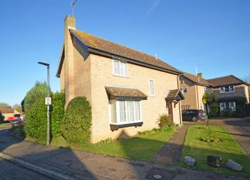Thumbnail 4 bedroom detached house for sale in Wyndham Park, Orton Wistow, Peterborough
