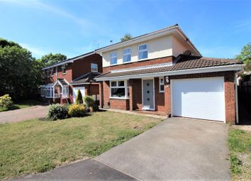 Thumbnail 4 bed detached house for sale in Larkfields, Kidsgrove, Stoke-On-Trent.